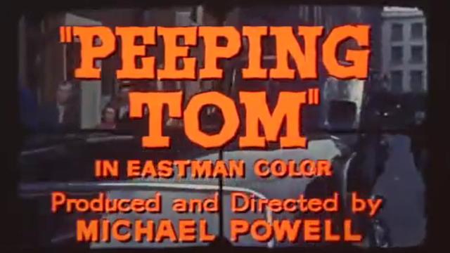 Peeping Tom trailer - image 02